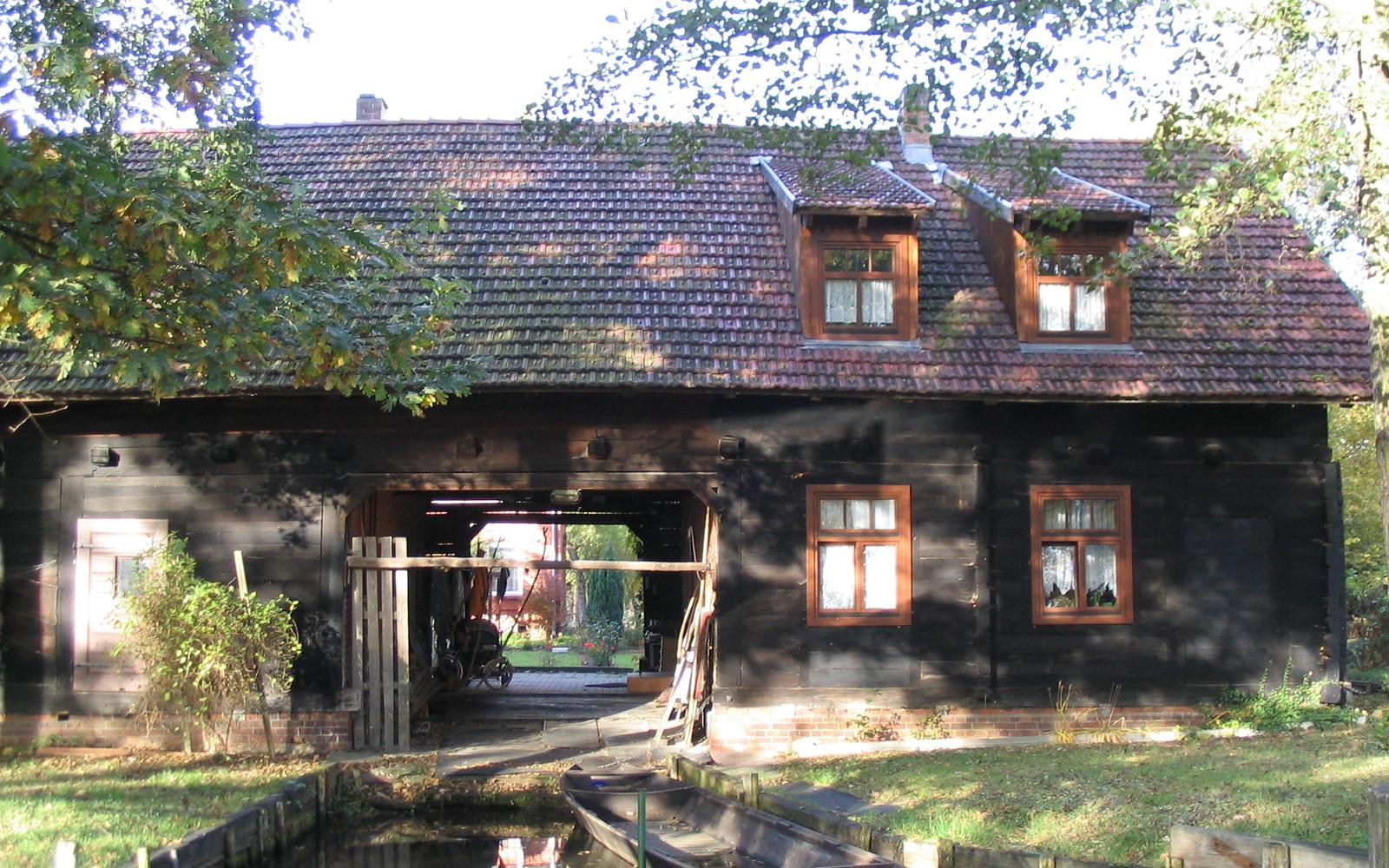 Umgebindehäuser und Spreewald