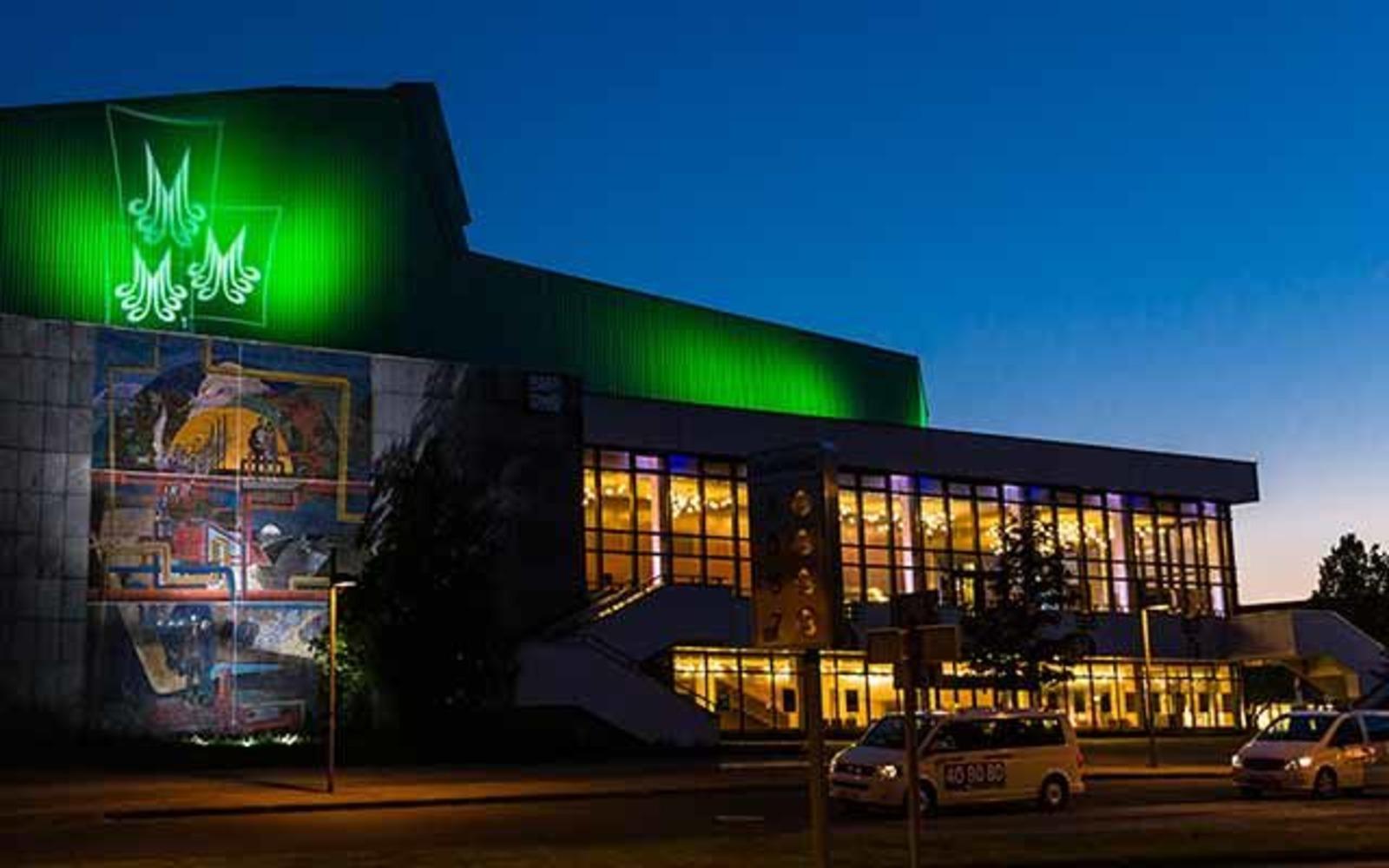 Lausitzhalle Hoyerswerda Programm 2021