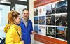 ENERGIE-Route der Lausitzer Industriekultur - Info-Tafel, Foto: Tourismusverband Lausitzer Seenland e.V. / Nada Quenzel