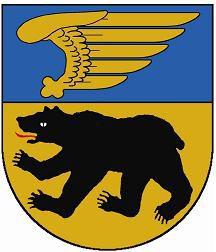 Wappen der Stadt Bernsdorf